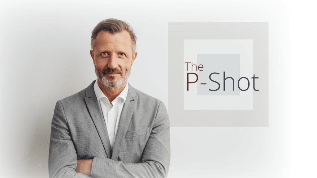 P Shot for Men